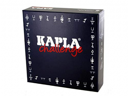 KAPLA Challenge construction game